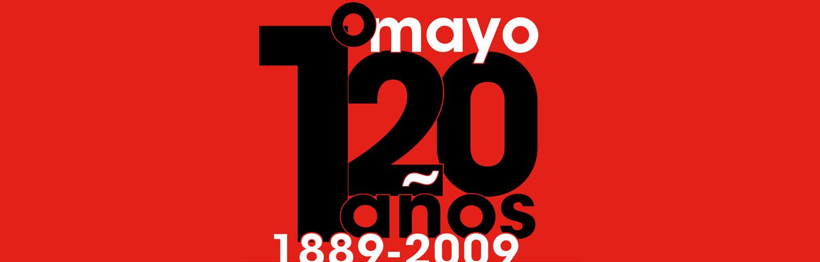 120 años del 1º de mayo