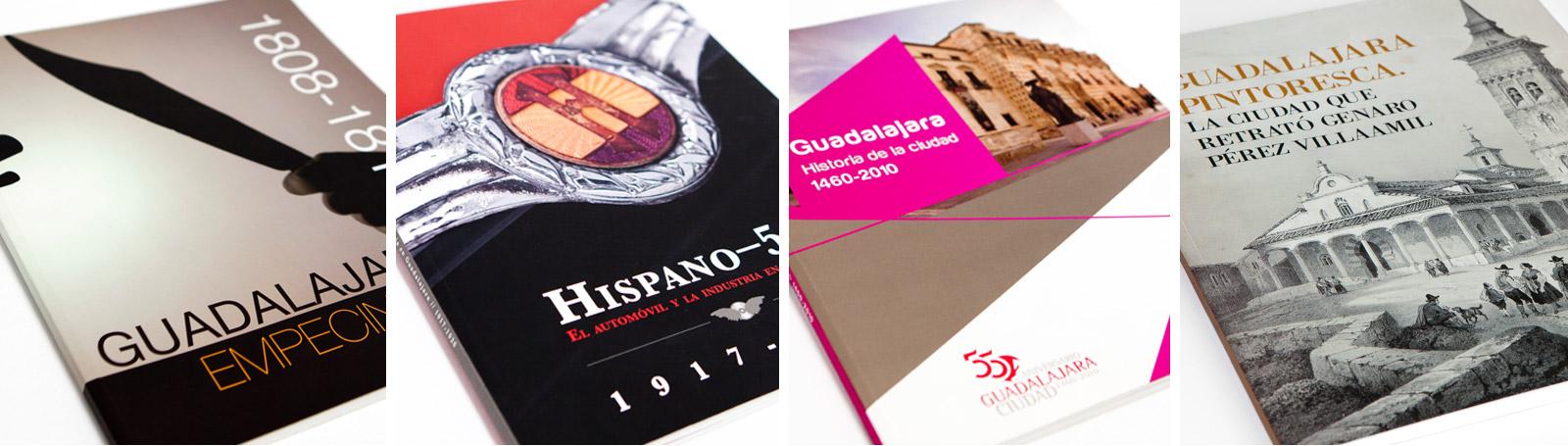Colección Memoria gráfica de Guadalajara