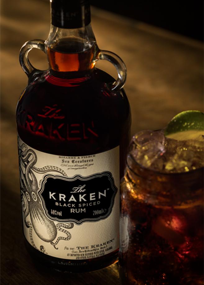 Fotografía publicitaria Kraken