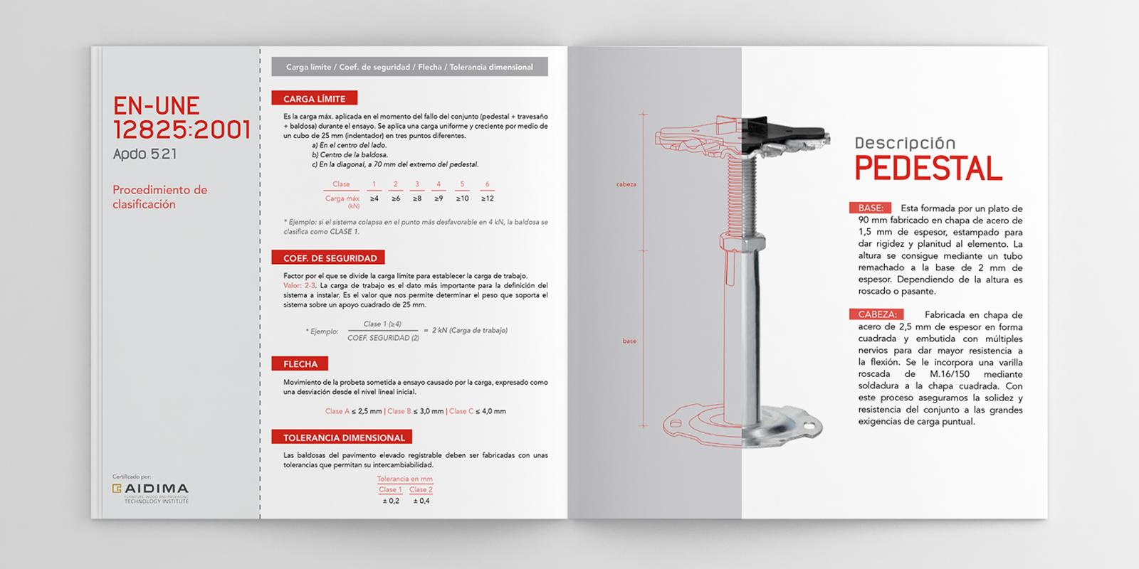 Catálogo técnico Dueto Floors