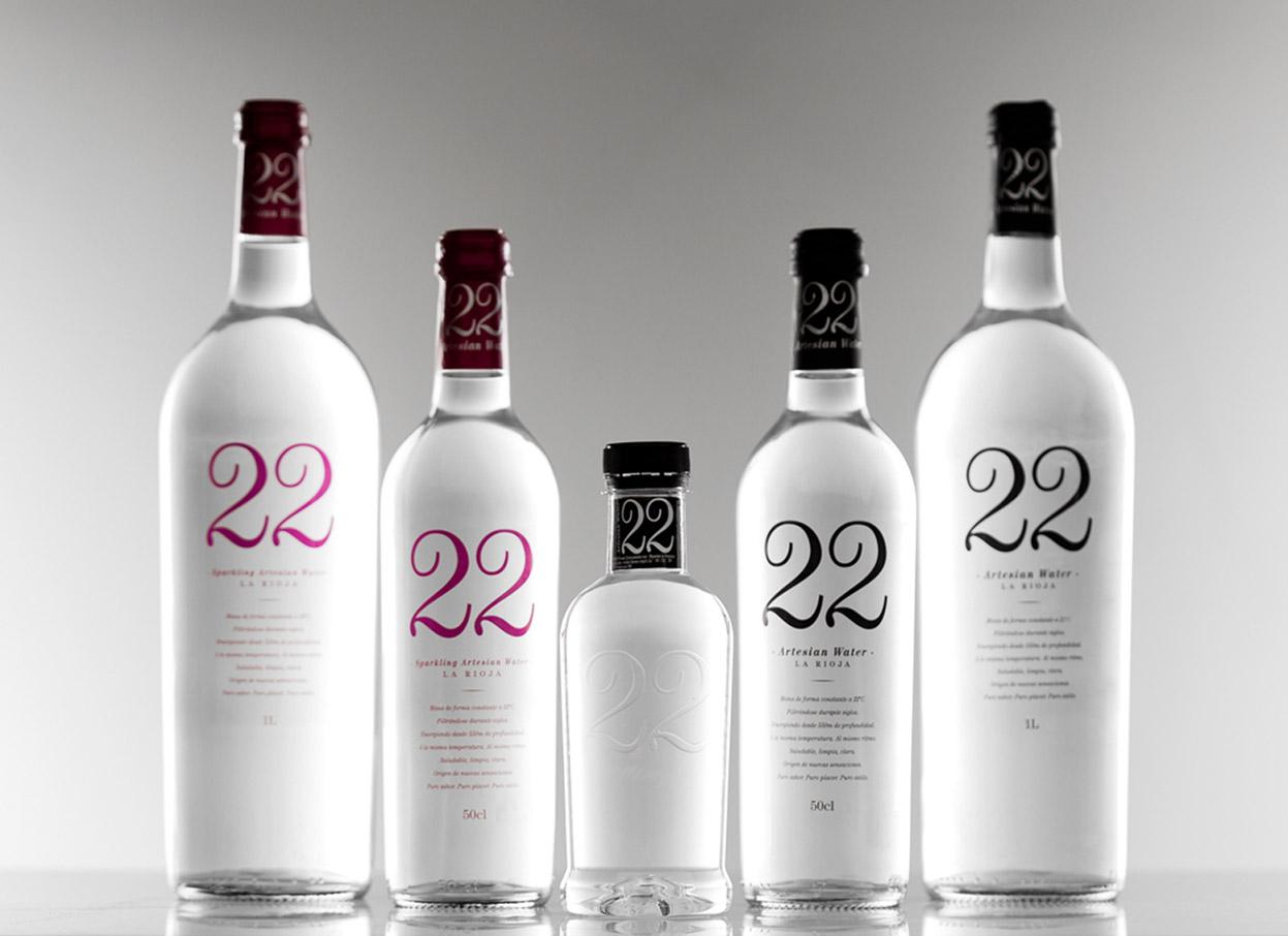 Fotografía de producto agua 22
