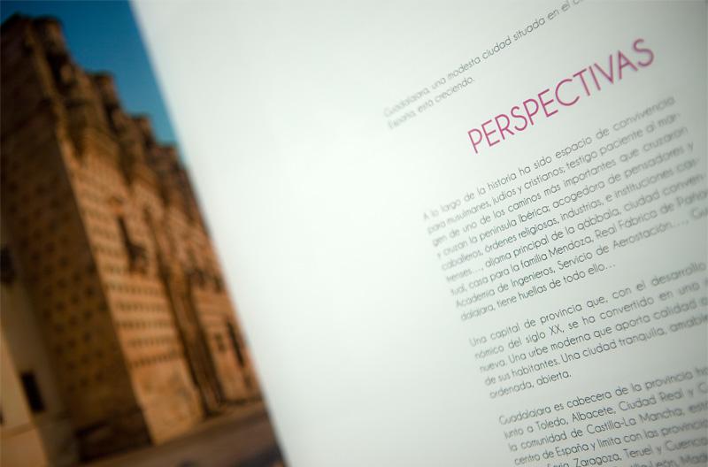 Interior libro Guadalajara ciudad