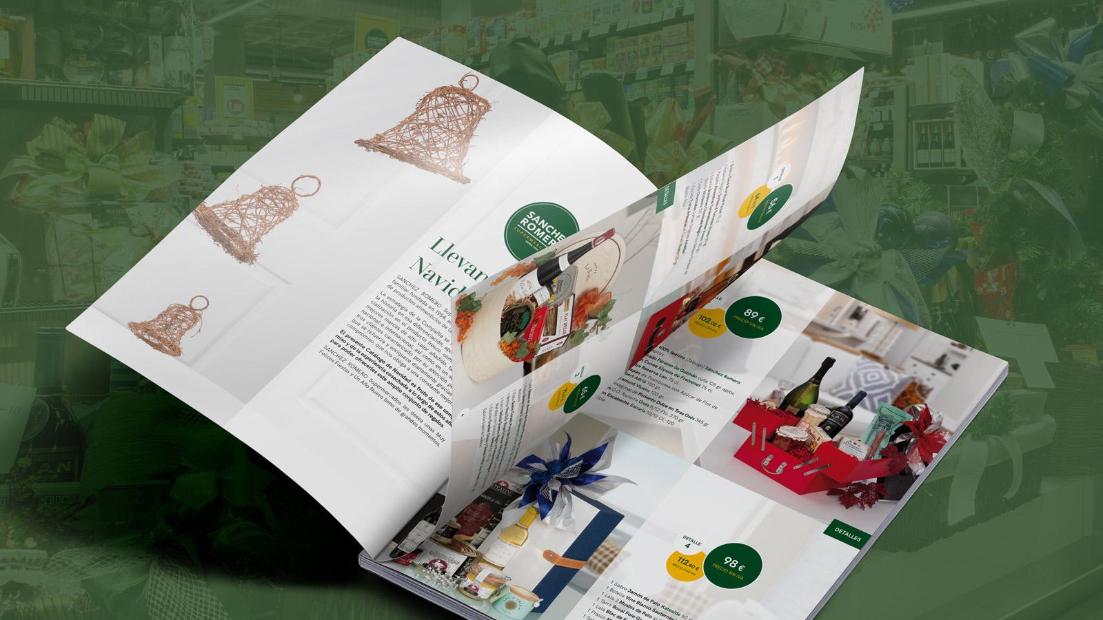 Catálogo Navidad 2016 SANCHEZ ROMERO