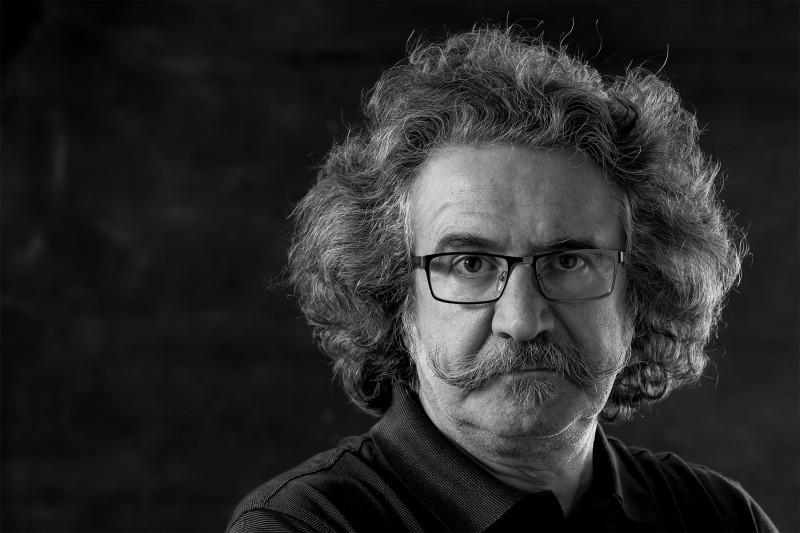 Fotografía de retrato de Pedro José Pradillo